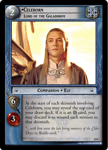 Celeborn, Lord of the Galadhrim