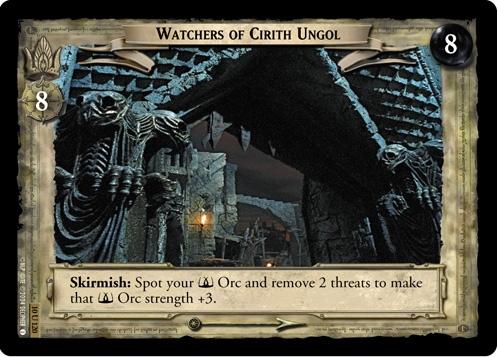 Watchers of Cirith Ungol