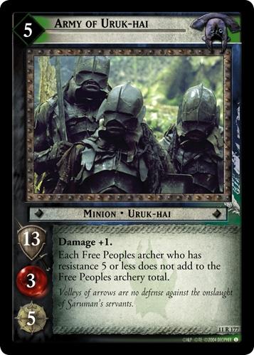 Army of Uruk-hai