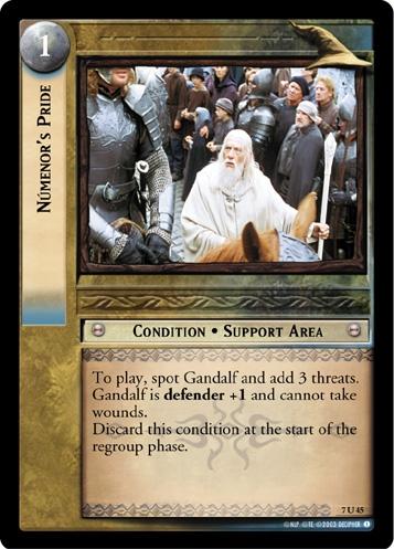 Númenor's Pride