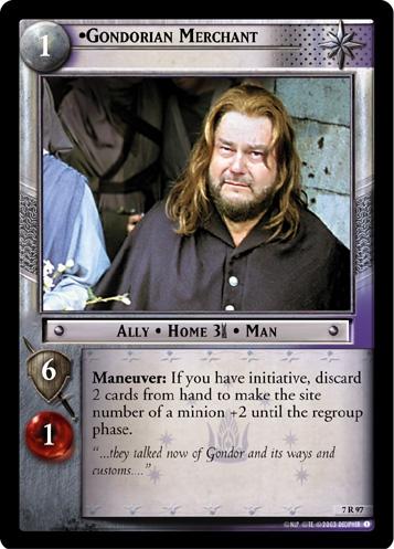 Gondorian Merchant