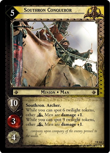 Southron Conqueror