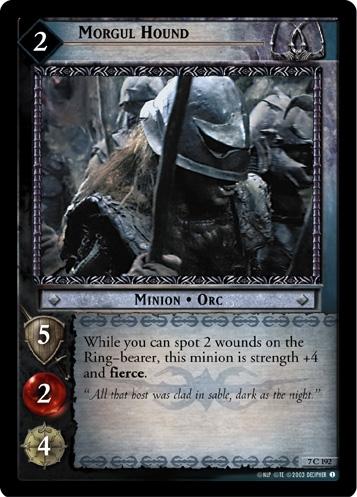 Morgul Hound