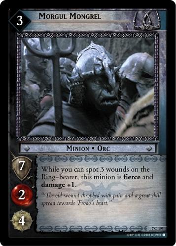 Morgul Mongrel
