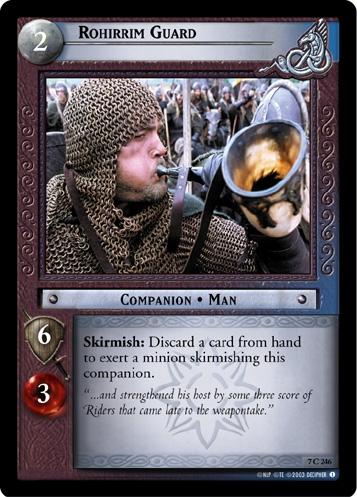 Rohirrim Guard
