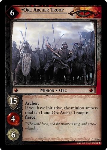 Orc Archer Troop