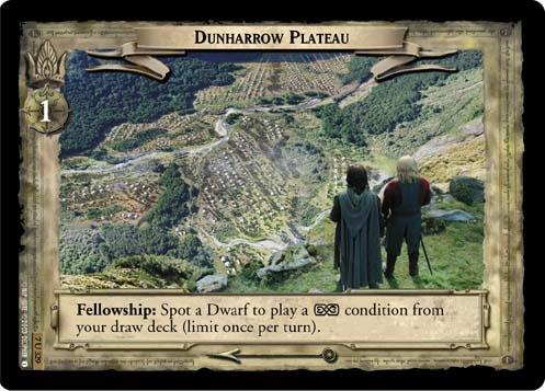 Dunharrow Plateau