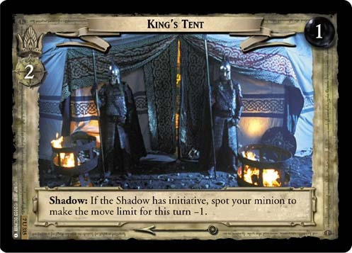 King's Tent