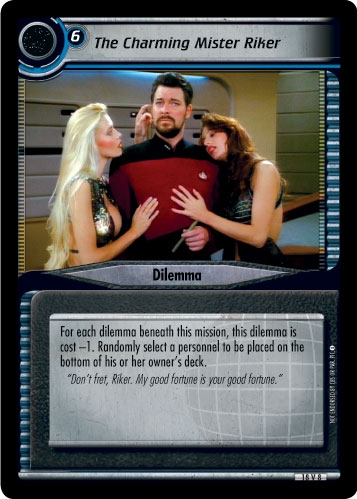 The Charming Mister Riker